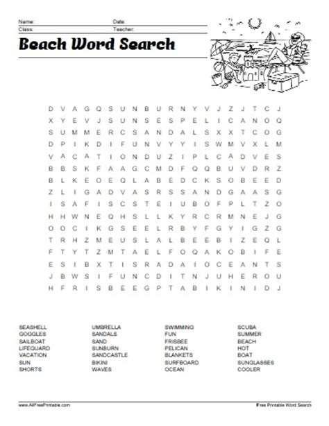Free Lookups Word Search Free Printable Allfreeprintable