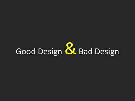 bad design bad design design