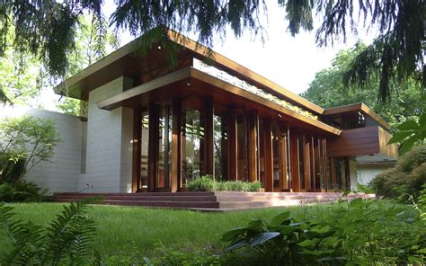 bridges will open frank lloyd wright house in