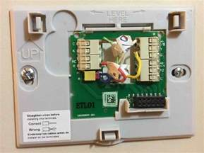 honeywell smart thermostat wiring instructions rth9580wf