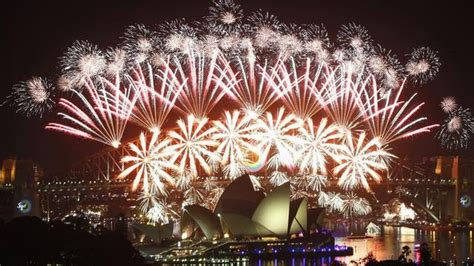 new year australia celebrate new year in one sydney to la in the