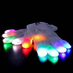 Light Gloves Shark Tank by Amazon Com Emazinglights Elite Element Led Glove Set