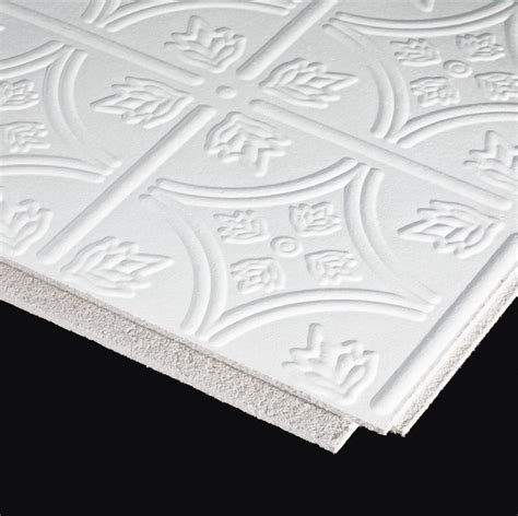 Wellington Tin Look Collection Tin Metal Paintable 12 Quot X Interlocking Ceiling Tiles 12x12