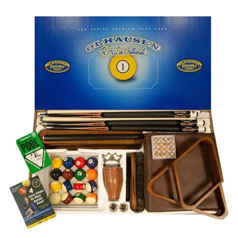 olhausen pool table accessories olhausen platinum kit sequoia billiard supply