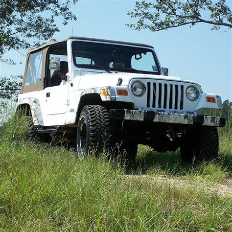 Jeep Tj Lift Kit Reviews Superlift 4 Quot Lift Kit For 2003 2006 Jeep Wrangler Tj 4wd