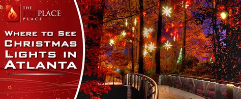 where to see christmas lights in atlanta the fireplace place