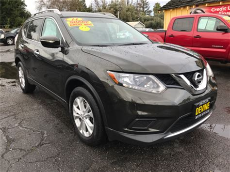 Nissan Peltier Nissan Rogue For Sale Modesto Ca Carsforsale