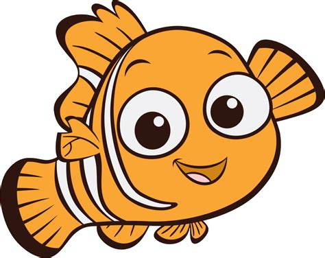 nemo clipart the gallery for gt nemo fish clipart