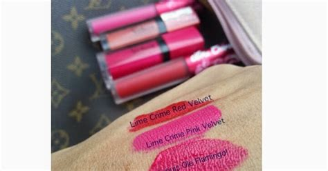 Lipstik Claresta No 61 product review lime crime and its dupe borjuis the disclose diary of mine