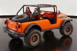 Jeep Vehicles Jeep Unveils Several Concept Vehicles For 2017 Moab Easter