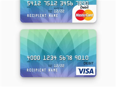 discover credit card template credit card template pinteres
