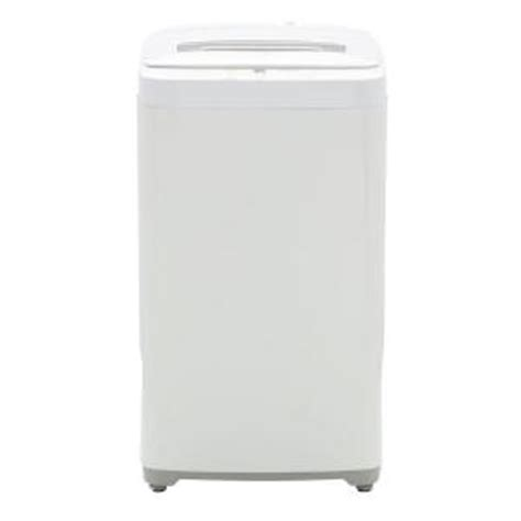 haier 1 5 cu ft large capacity portable washer hlp24e