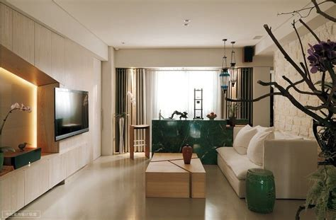 chinese modern minimalist living room interior design 3d a modern asian minimalistic apartment