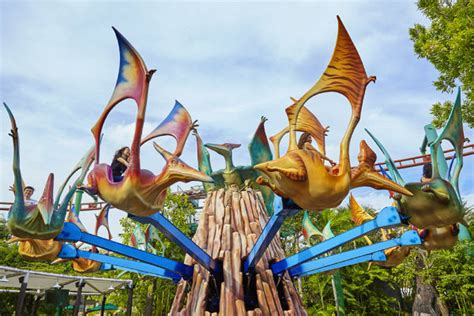 Adulttiket Universal Studio Singapore Open Date dino soarin uss let s travel
