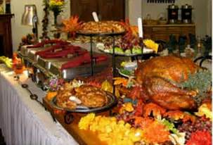 thanksgiving buffet table setting buffet dinner table decorations archives decorating of party
