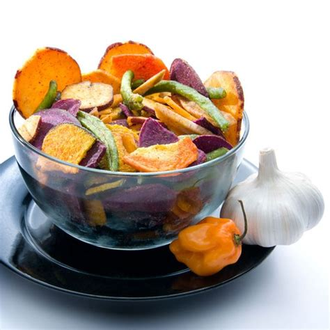 The Kripps Veggie Fruit Chips healthy meals for weight loss