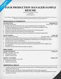 Sample Resume For Production Manager venue manager resume security guards companies