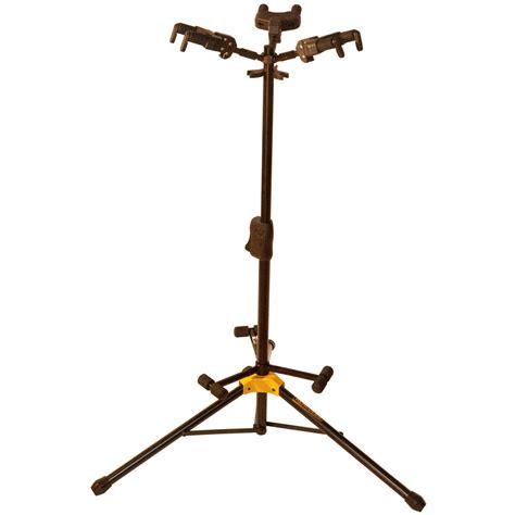 Stand 3 Gitar Hercules hercules gs432b 3 way guitar stand pronorte