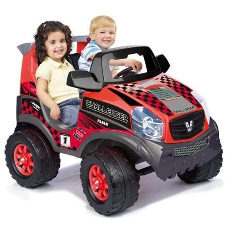 si鑒e enfant voiture feber voiture electrique enfant le challenger achat