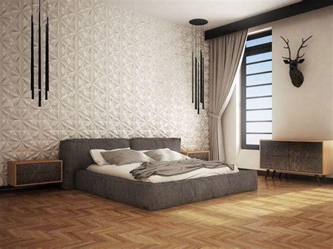lade da da letto moderne painel de gesso 3d como fazer e onde aplicar na decora 231 227 o