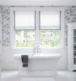 Ideas For Bathroom Curtains grey bathroom curtains nice white and grey roman shades for bathrooms