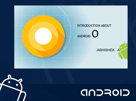 Android O Ppt Android Powerpoint Template