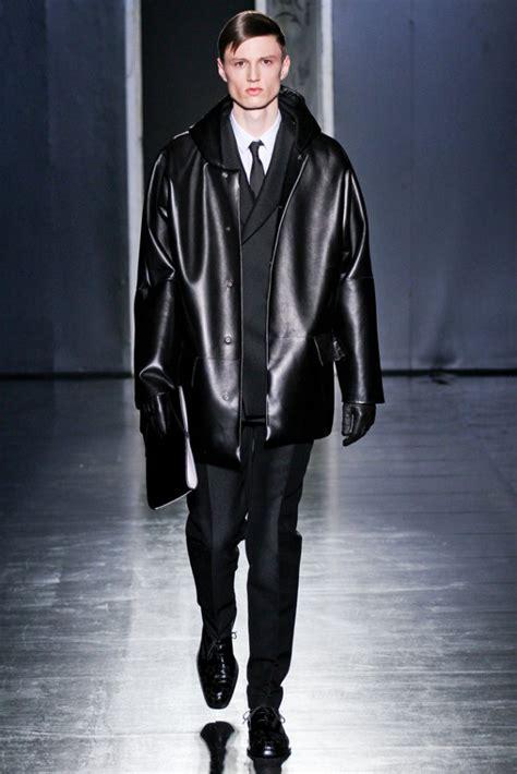 Milan Fashion Week Burberry Jil Sander fall winter menswear by jil sander milan fashion week 2018
