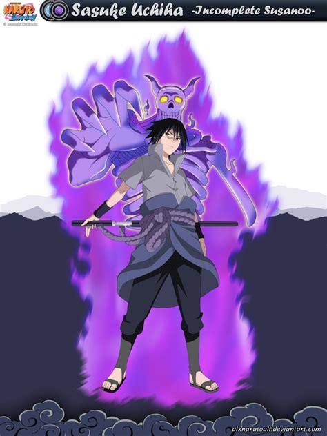 susano sasuke sasuke uchiha sasuke s incomplete susanoo by