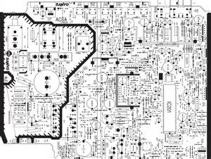 wiring diagram for sanyo diagram for insulation diagram