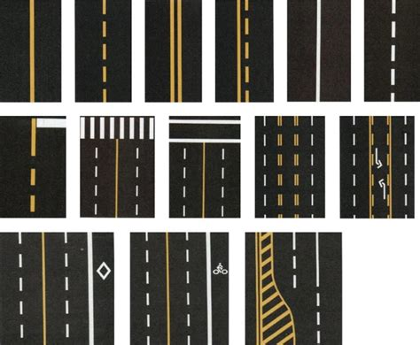 pattern of yellow lines on the roadway steve wallace do you really know your road markings