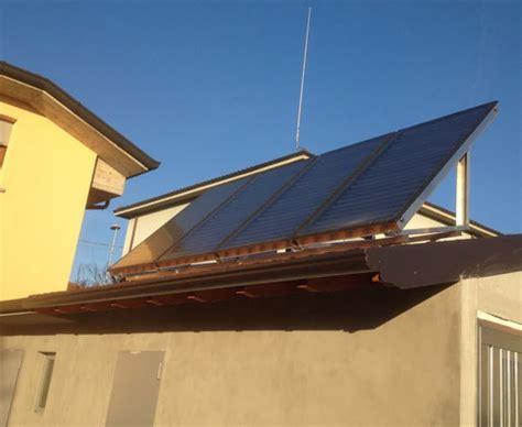 pannelli solari per riscaldamento a pavimento riscaldamento a pavimento solare a bergamo