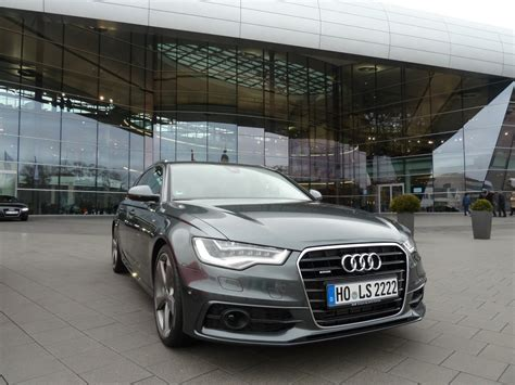 Audi a6 avant 002 : Neuer A 6 mit 3.0 tdi 313 PS : Audi A6 4G : #204358842