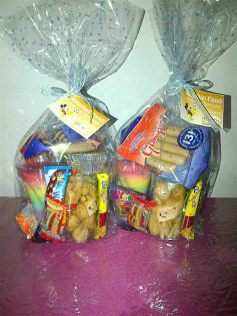 Paket Snack 1 paket goodie bag lunch bag n snack 171 house of jofla