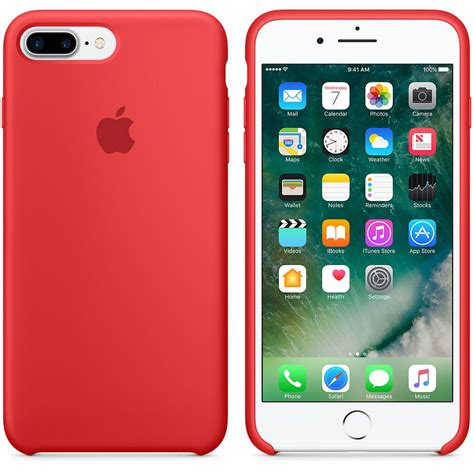 apple coque en silicone apple iphone 7 plus etui t 233 l 233 phone apple sur ldlc