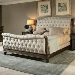 Tufted Sleigh Bed Tufted Sleigh Bed King Upholstered Sleigh Bed Ideas All King Bed Decorate My House