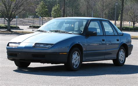 1994 1995 saturn s series seen on the