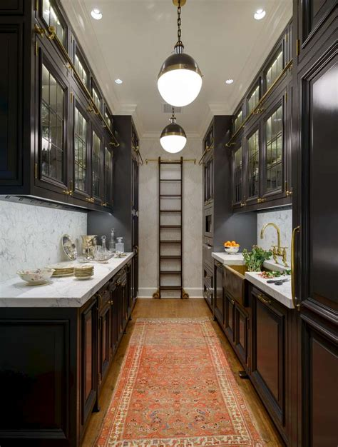 kitchen cabinets galley style 15 ways to bring personality into your galley kitchen