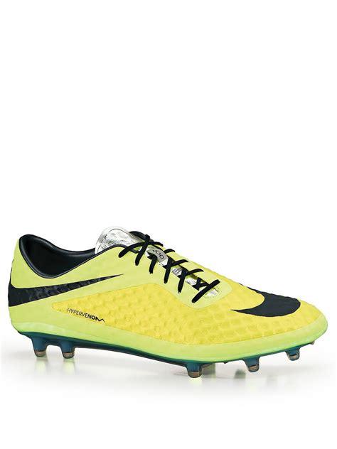 hypervenom shoes for nike mens hypervenom phantom firm ground football boots in