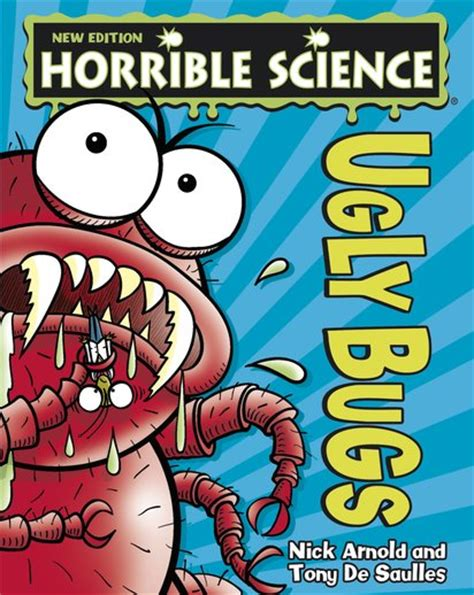Bugs And Nature Horrible Science horrible science bugs scholastic club