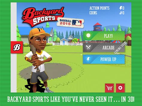 online backyard baseball backyard sports baseball 2015
