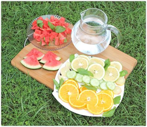Watermelon Detox Water For Weight Loss by Hydrating Watermelon Detox Water For Rapid Weight Loss And