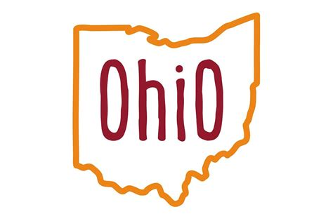 ohio colors ohio s new tourism initiative includes changing logo