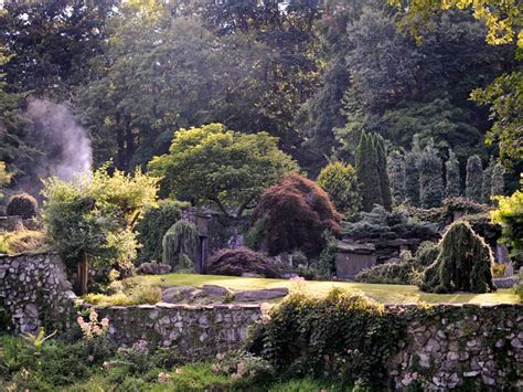 Innisfree Gardens by Landslide 2012 Landscape And Patronage The Cultural