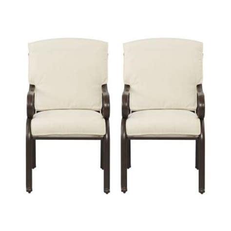 Martha Stewart Dining Chairs Martha Stewart Living Cedar Island All Weather Wicker Patio Dining Chair With Custom Cushion 2
