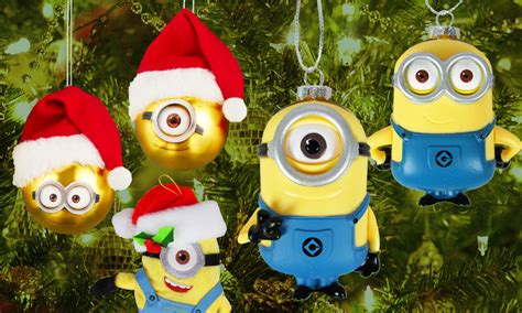 minion christmas decorations yourself a minion