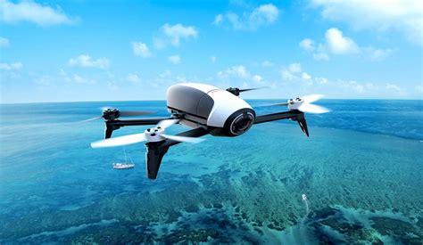 Drone Parrot parrot lance le drone bebop 2 25 min d autonomie vmax 224 60 km h aruco