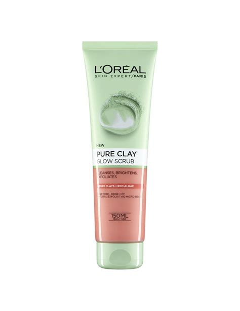 Toner Treatment Glow Glowing clay combines 3 clays algae extract in an