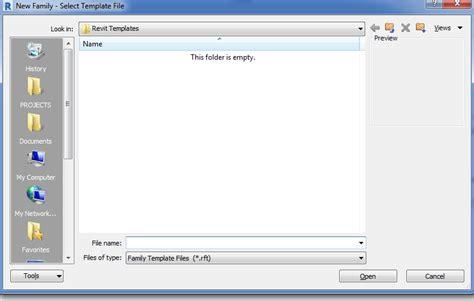 rft template can t create new revit families autodesk community