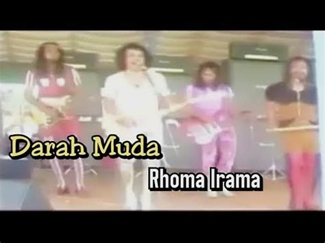 film rhoma irama indonesia youtube darah muda rhoma irama original video clip of film