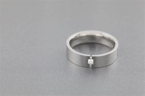 Palladium Ring Polieren by Ring Set Wedding Ring For In 18ct